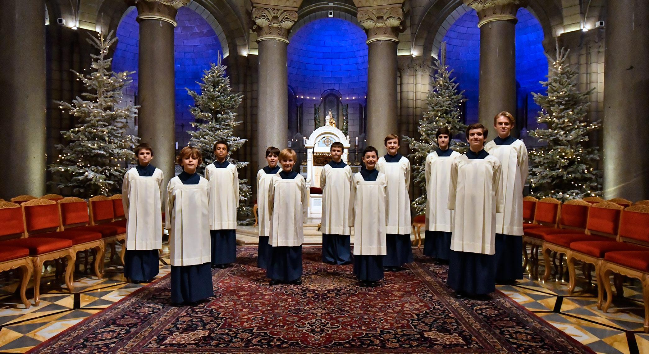 Les Petits Chanteurs De Saint-Didier De Langres Les Petits Chanteurs De St Didier De Langres Et L'Orchestre De Musique De Chambre De Bourmont - Alleluia
