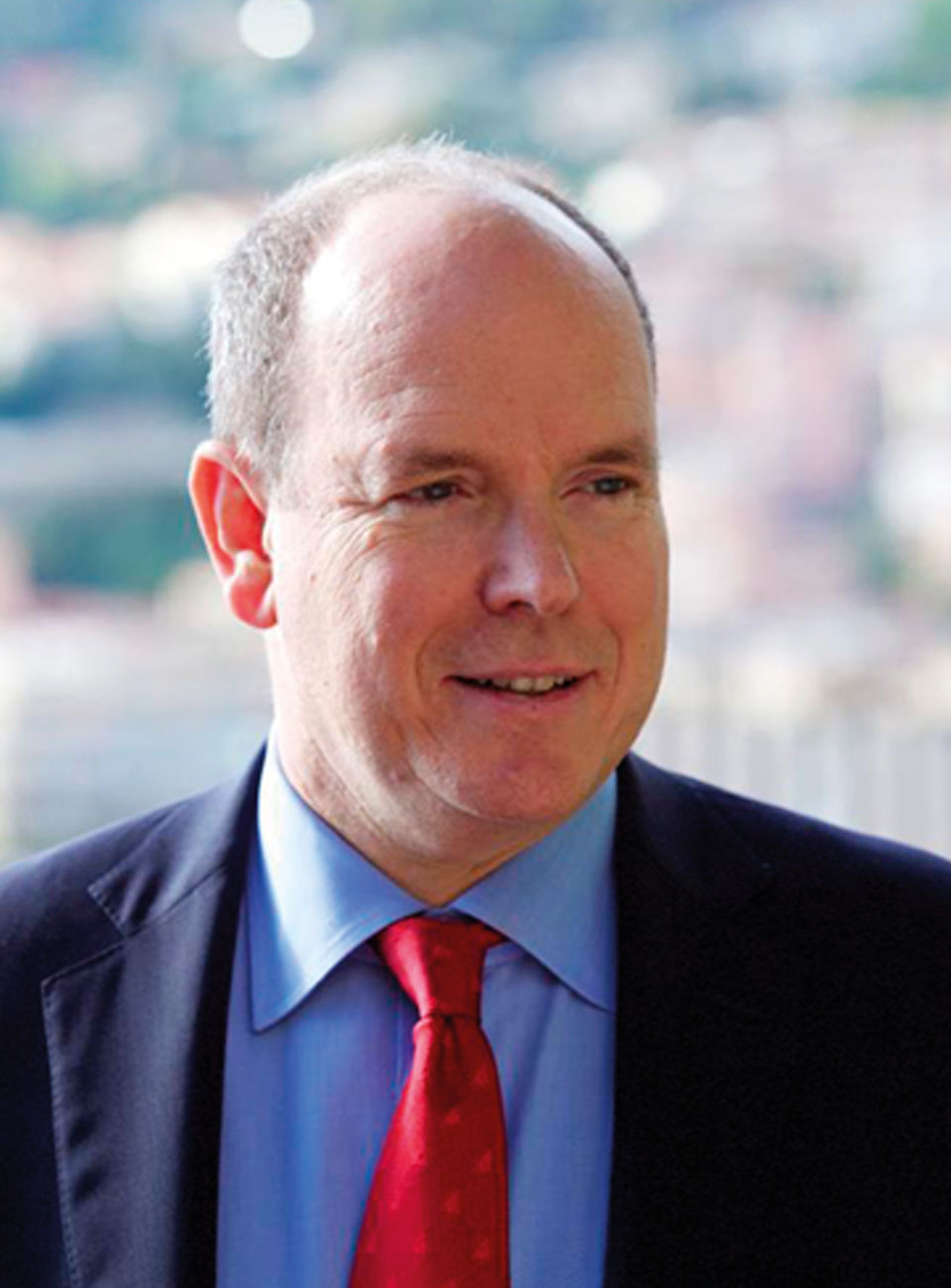 Message from  H.S.H the Prince Albert II of Monaco