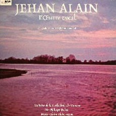 Jehan Alain : l'Oeuvre Vocale